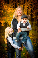 Sweatt Fall Mini Session